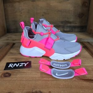 NEW Nike Air Huarache City Atmosphere Gray